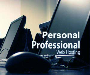 Personal Professional Hosting